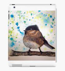 Bird brains iPad Case/Skin