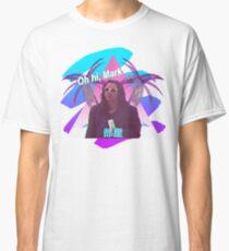 Vaporwave Der Raum Classic T-Shirt