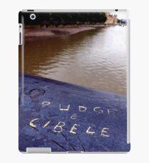 Pudge e Cibele iPad Case/Skin