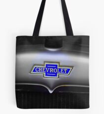 Chevy badge Tote Bag