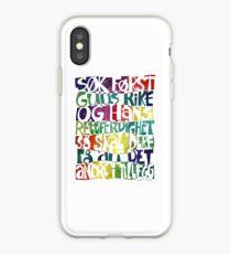 Søk først Guds rike iPhone Case