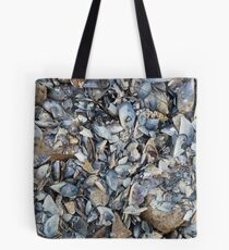 Empty shells Tote Bag