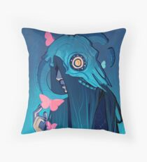 The Wizard's Dream Throw Pillow