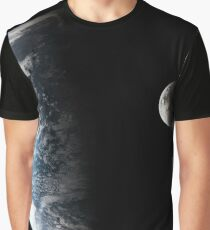 Space is cool Graphic T-Shirt