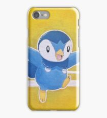 Acrylic Piplup iPhone Case/Skin