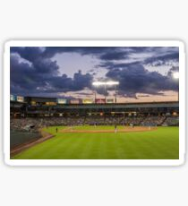 Minor League Baseball Game Sticker