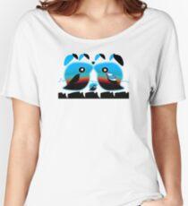 Sunrise Love Birds TShirt Women's Relaxed Fit T-Shirt