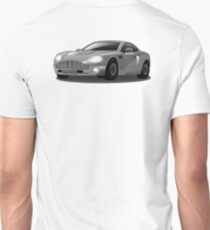 SUPER CAR, Drawing, Aston Martin T-Shirt