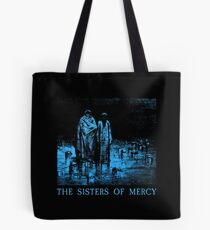The Sisters Of Mercy - The Worlds End - Body and soul Tote Bag