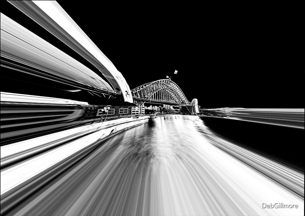 Sydney Harbour Bridge by DebGillmore