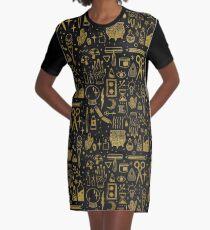 Make Magic Graphic T-Shirt Dress