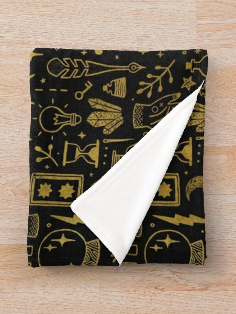 Alternate view of Make Magic Throw Blanket