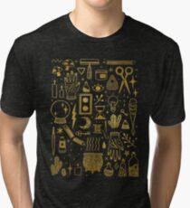 Camiseta de tejido mixto Hacer magia