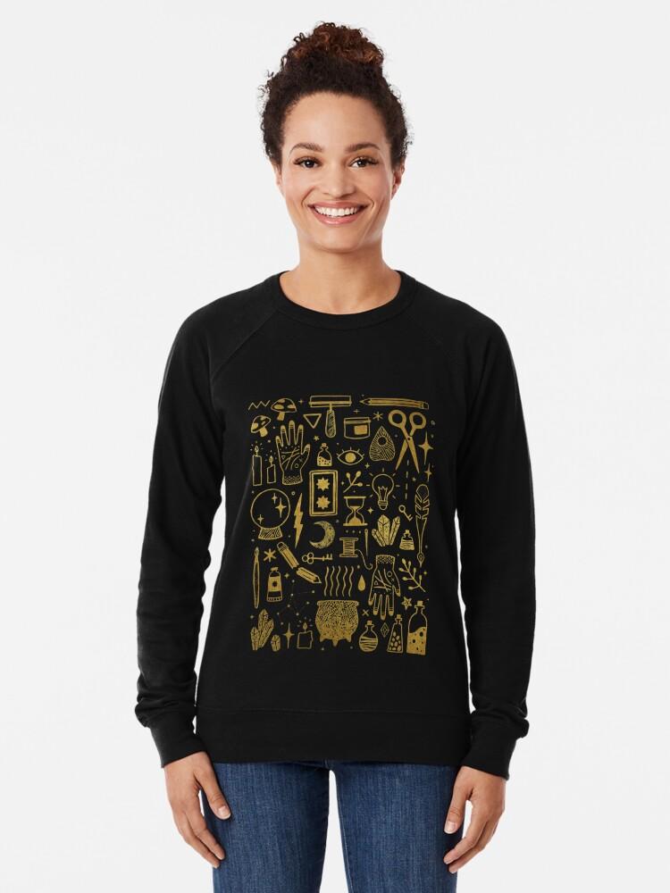 Alternate view of Make Magic Lightweight Sweatshirt