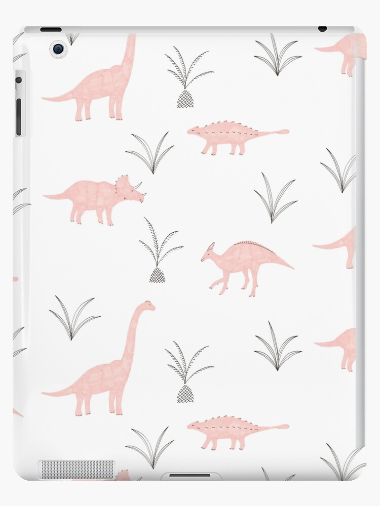 Pink Dinosaurs by Holly Astle