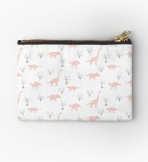 Pink Dinosaurs Studio Pouch