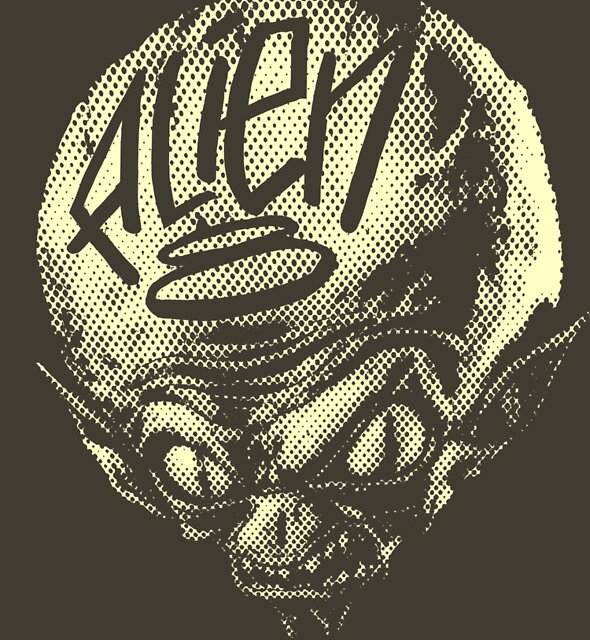 alien8 by Chris Wahl