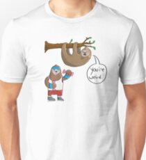 Judgemental Sloths T-Shirt