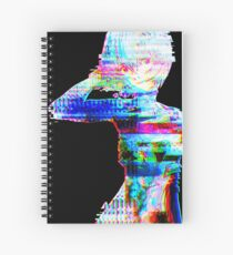 not your doll Spiral Notebook