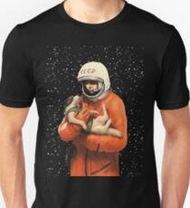 SOVIET SPACE HEROES - LAIKA / GAGARIN T-Shirt