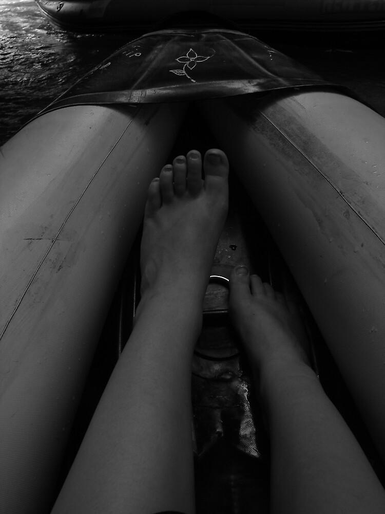 Feet by redstone