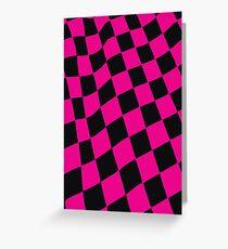 Chessboard Greeting Card