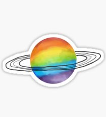 GAY SPACE Sticker