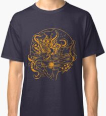 Giant Sea Monster Mustard | Myths Classic T-Shirt