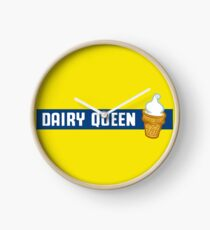 DAIRY QUEEN 2 Clock