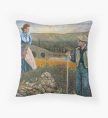 The Quiet Man Throw Pillow