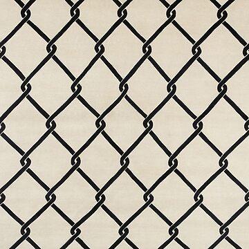 Morrocan Rug Geometric   Pattern by koovox