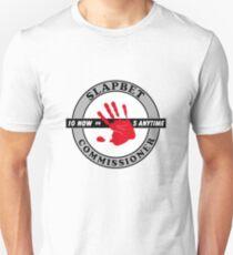 SlapBet Commissioner T-Shirt