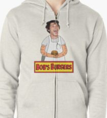 Bob Morley's Burgers - Charity Project Zipped Hoodie