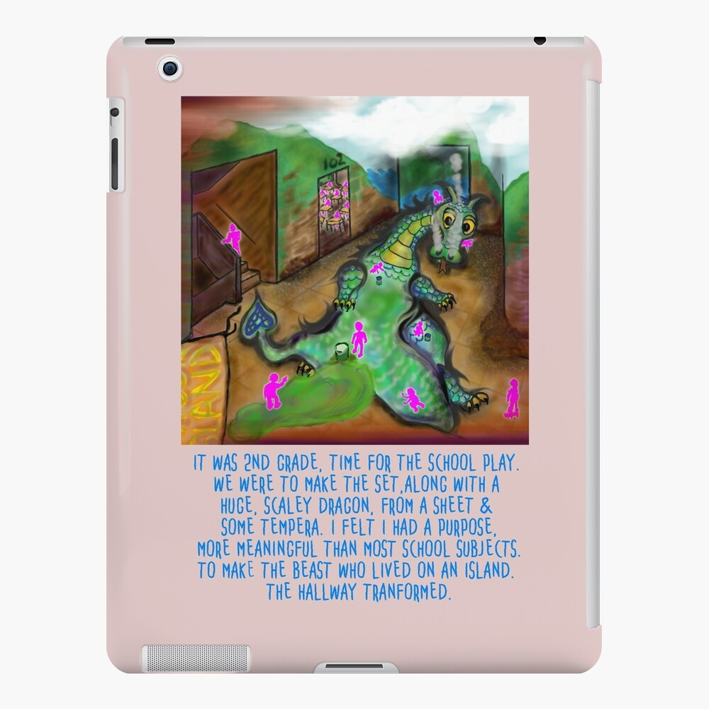 2nd Grade Play Dream iPad Case & Skin