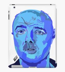 Karl Pilkington Illustration  iPad Case/Skin