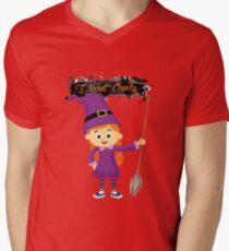 Happy Halloween Hexe T-Shirt