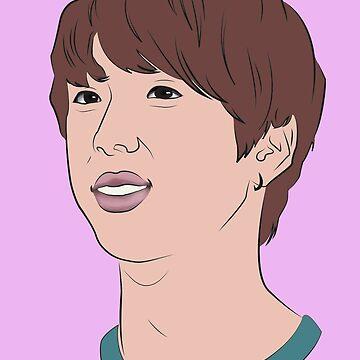 Jin (BTS) by EstelaAyuso