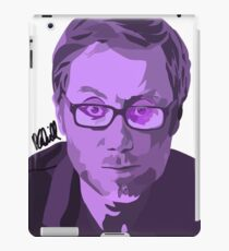 Stephen Merchant Illustration  iPad Case/Skin