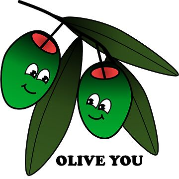 Olive you by RayaJK