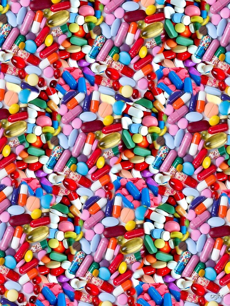 Little Pills by ogfx