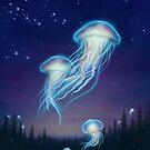 Jellyfish by Svenja Gosen
