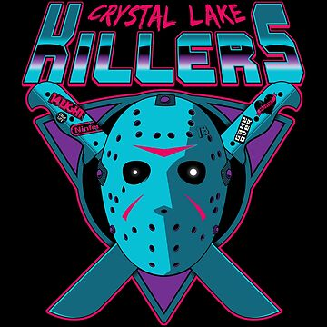 Crystal Lake Killers (NES Variant) by 14Eight