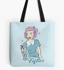 Fifties Tote Bag
