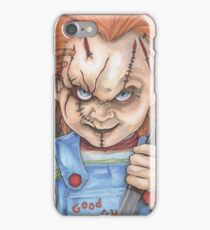Child's Play Chucky iPhone Case/Skin
