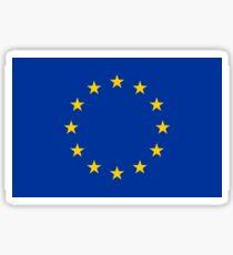 Euro | European Union | Flag  Sticker