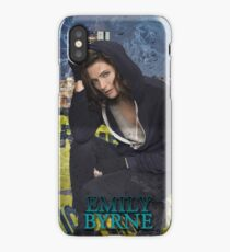 Emily Byrne iPhone Case/Skin
