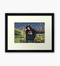 Emily Byrne Framed Print