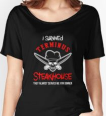 Love The Walking Dead? Women's Relaxed Fit T-Shirt