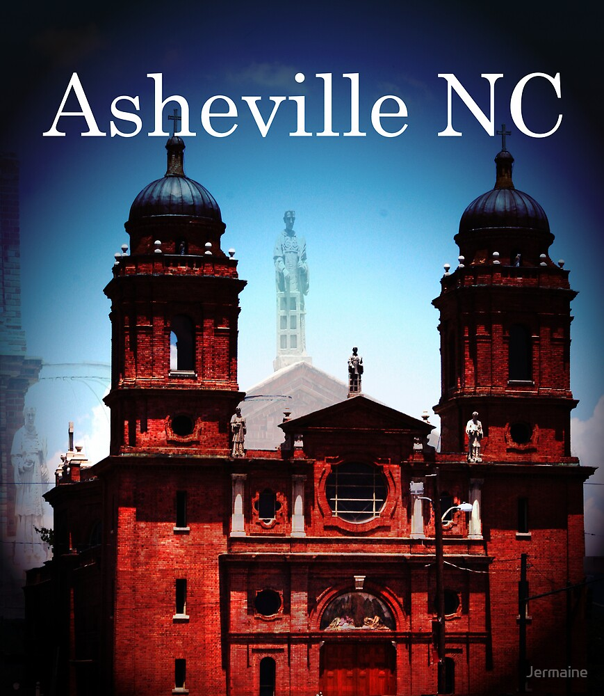 Asheville by Jermaine