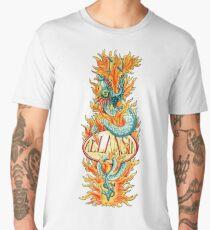 Fighting Fantasy - Allansia Title Men's Premium T-Shirt